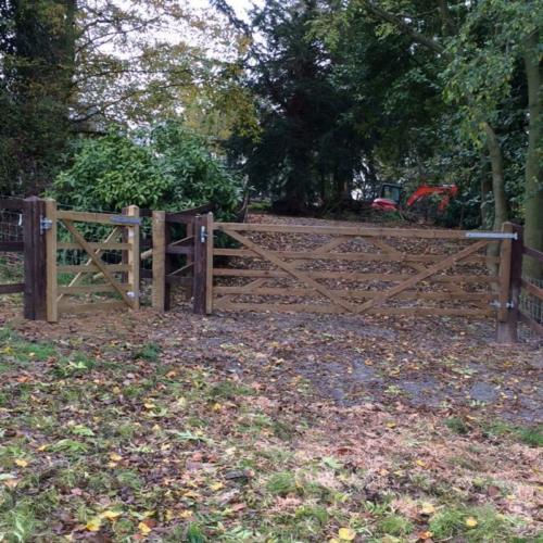 Gate & Agricultural Fencing